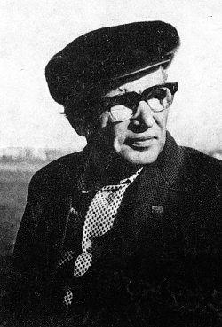 Borovskiy Nikolay Stepanovich