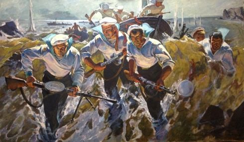 «Морская пехота» 1976 - Жураковский Виктор Петрович