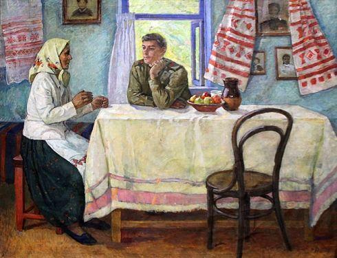 «Возвращение» 1980  - Вознюк Петр Степанович
