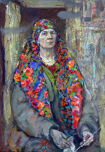 Barinova-Kuleba Vera Ivanovna