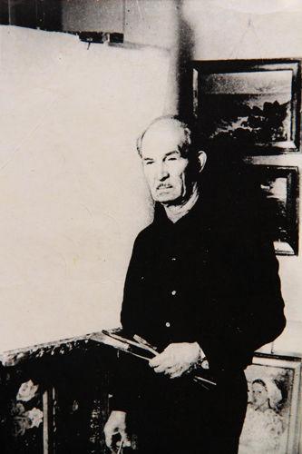 Bortnikov Nikolai Fedorovich