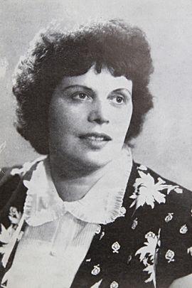 Хитрова Тамара Александровна