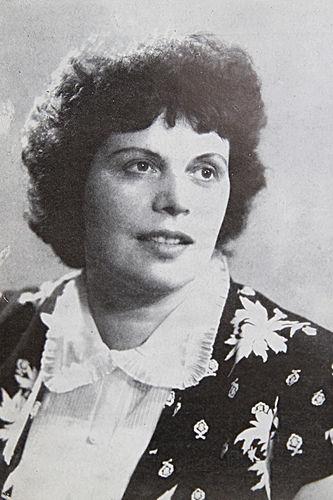 Khitrova Tamara Aleksandrovna