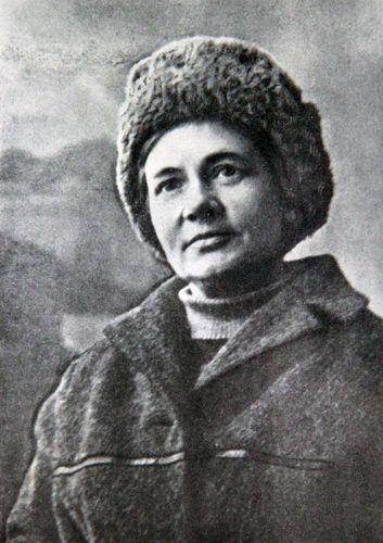 Мациевская Ядвига Александровна
