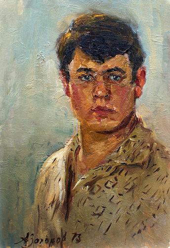 Zakharov Alexander Nikolaevich