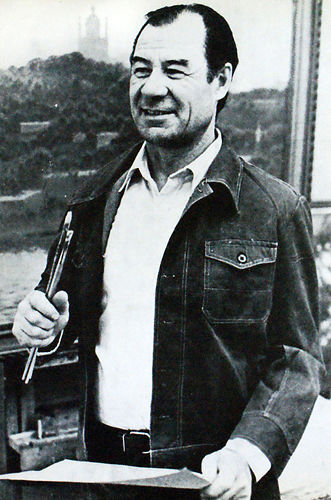 Sinister Yury Fedorovich