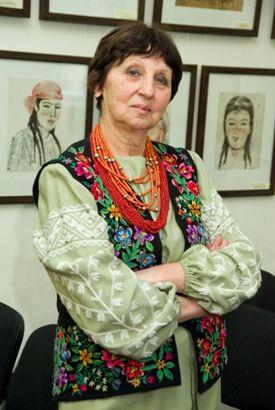 Krizhevskaya Svetlana Grigoryevna