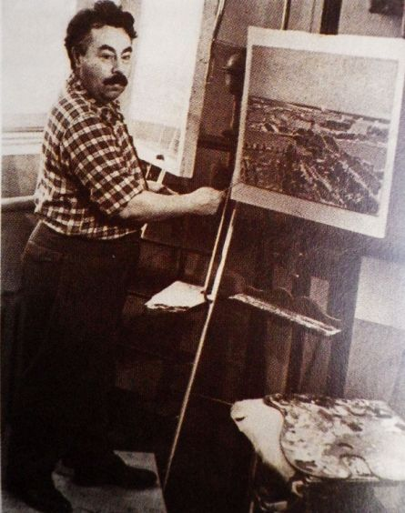 Timkov Nikolai Efimovich