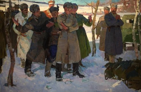 «Солдатский досуг» 1965 - Киселёв Александр Павлович