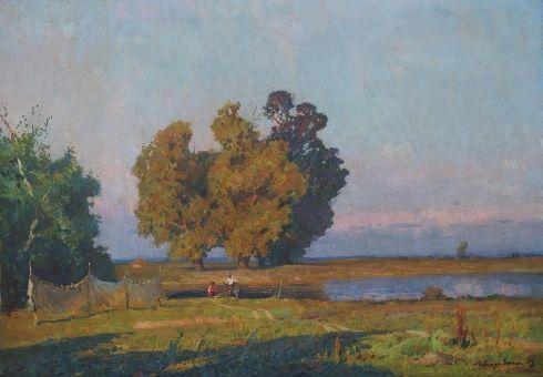 «Рыбаки» 1959 - Ходченко Лев Павлович