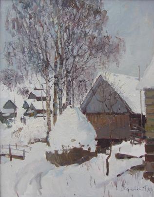 «Снежное одеяло» 2010 - Волошко Карина Николаевна