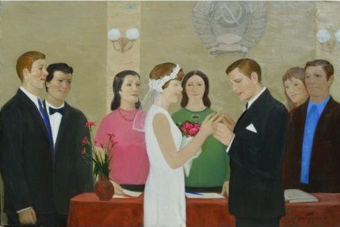 «Свадьба» 1975 - Тодоров Михаил Дмитриевич