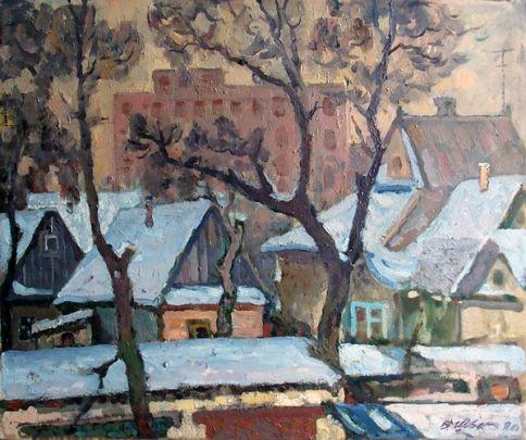«Мой дом» 1980 - Швец Виктор Александрович