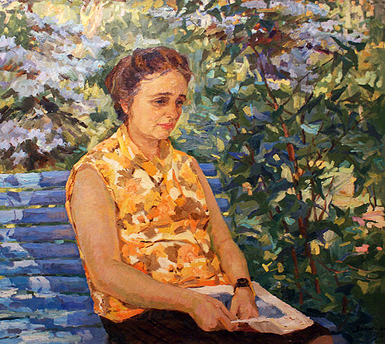 Tamara Sergeevna Naumova