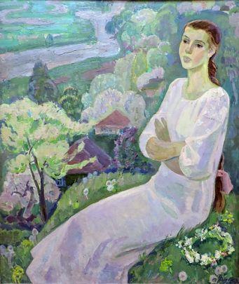 «Веснянка» 1977 - Репка Сергей Никанорович