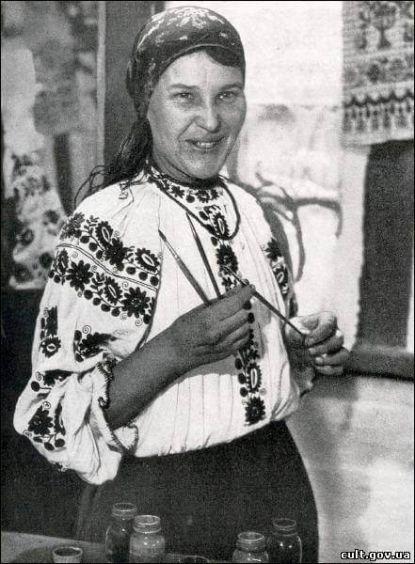 Primachenko(Priymachenko)瑪麗亞Avksentevna