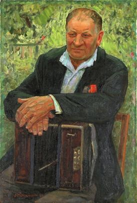 «Фронтовик» 1969 - Максименко Александр Григорьевич