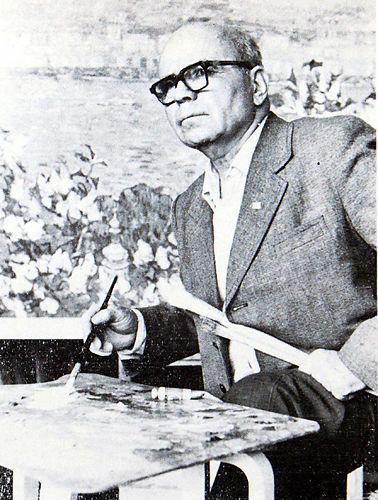Чегодар Василий Дмитриевич