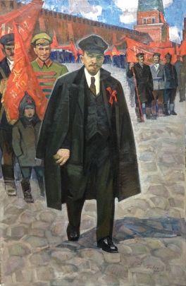 «После демонстрации» 1972 - Белов Виктор Емельянович