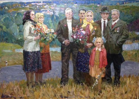 «Фундаторы» 1985 - Клець Иван Тарасович