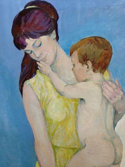 «Мать и дитя»-Титова Ольга Геннадьевна