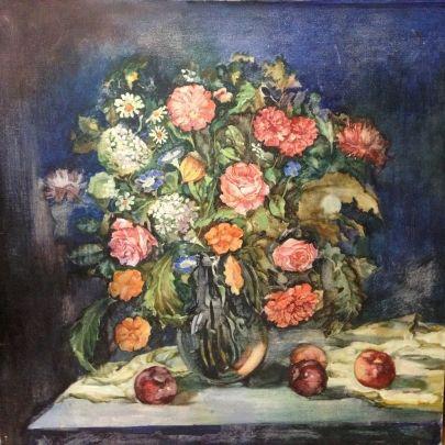 «Цветы и яблоки» 1991 - Зеленский Александр Михайлович