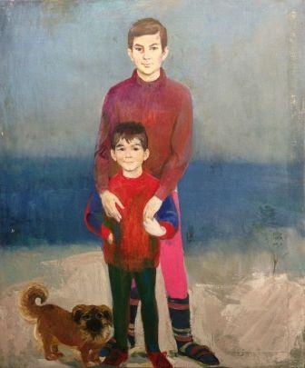 «Дети» 1970 е - Титова Ольга Геннадьевна