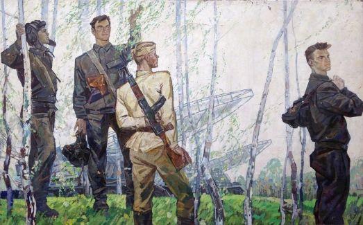 «Ракетчики» 1967 - Одайник Вадим Иванович