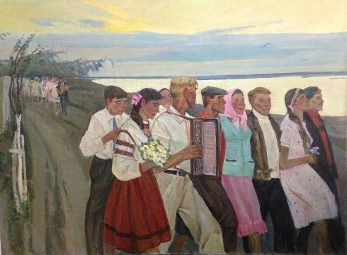 «Песни до рассвета» 1960 е - Черный Михаил Никифорович