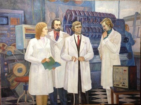 «Советские кибернетики» 1984 - Горбенко Анатолий Александрович
