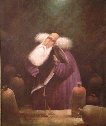 «Возвращение блудного Марабу» 2000 - Антонюк Александр Анатольевич