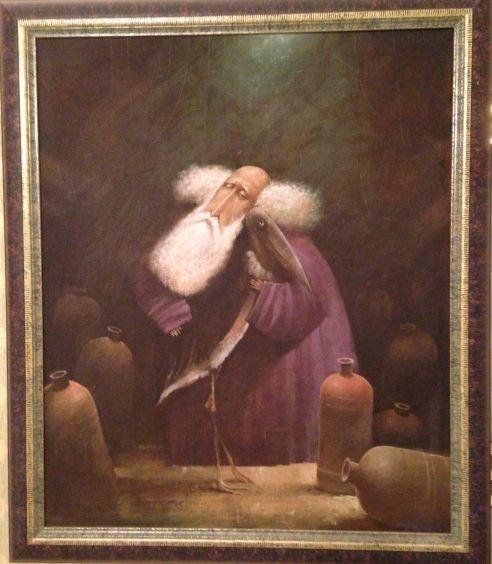 «Возвращение блудного Марабу»-Антонюк Александр Анатольевич