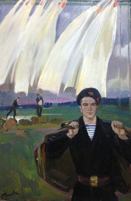 «Командир отряда» 1970 - Титова Ольга Геннадьевна