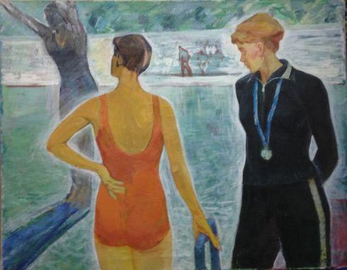 «Советский спорт» 1969 - Титова Ольга Геннадьевна