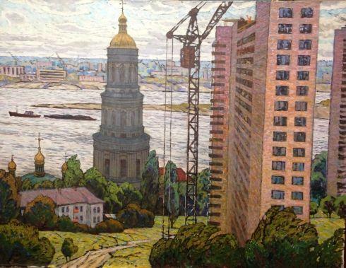 «Над седым Славутичем» 1971 - Злыдень Юрий Федорович