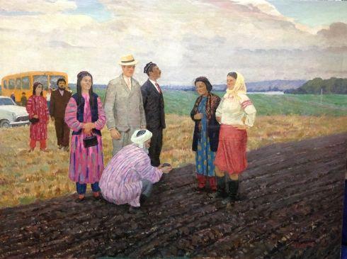 «Хозяева земли» 1967 - Максименко Александр Григорьевич