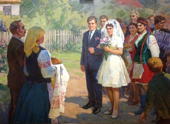 «Свадьба на селе» 1969 - Назаренко Александр Григорьевич