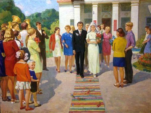 «Свадьба» 1976 - Ковтонюк Иван Анатольевич