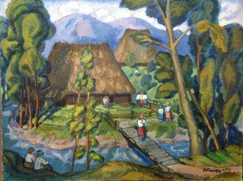 «На Верховине» 1979 - Гайду Ласло Иванович
