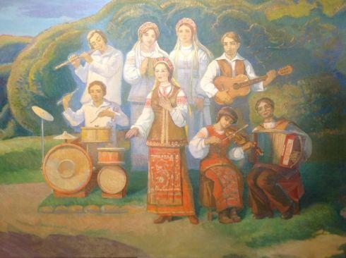 «Буковинские музыканты» 1970 е - «Буковинские музыканты»