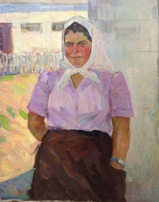 «Передовик сельскохозяйственного производства, доярка» 1968 - Титова Ольга Геннадьевна