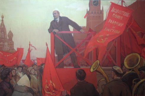 «Вся власть Советам !» 1967 - Гуревич Александр Михайлович