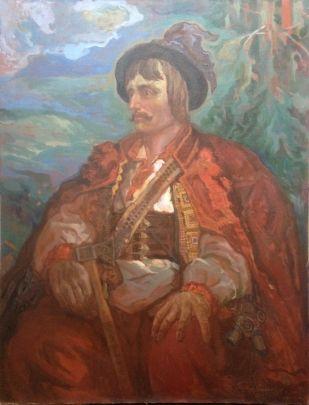 «Гуцул» 1969 - Сахро Петр Юрьевич