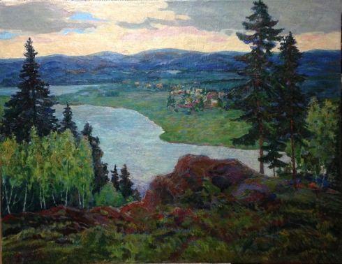 «Карелия» 1986 - Коростелев Владимир Александрович