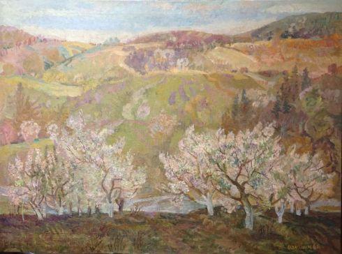 «Весна в Карпатах» 1968 - Одайник Вадим Иванович