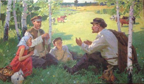 «Беседа» 1960 е - Лопухов Александр Михайлович