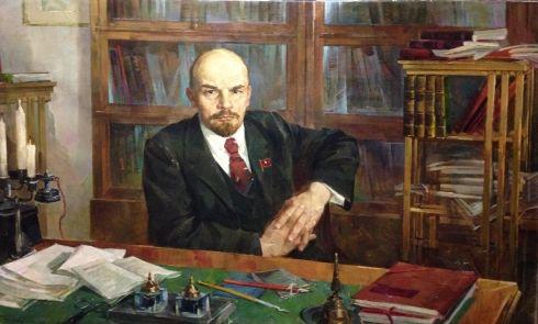 «Ленин В.И.» 1985 - Гольд Гернадий (Герман) Моисеевич