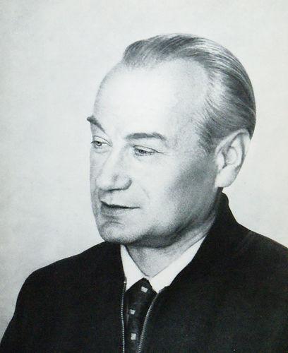Kontratovich Ernest Rudolfovich