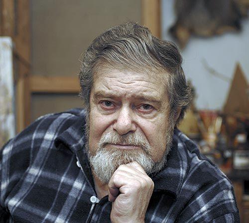 Kozulin Moses (Mikhail) Yakovlevich