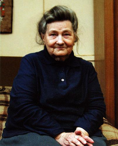 Kryzhanovskaya Margarita Nikolaevna